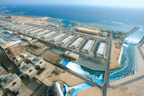 استقرار آب شیرینکنها در خلیجفارس با کمترین آسیب زیستمحیطی