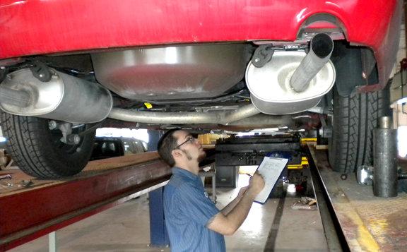 افزایش تعداد دفعات مراجعه خودروهای فرسوده به مراکز معاینه فنی جهت حفظ محیط زیست