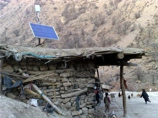برق رسانی به ۹۵ خانوار روستایی کهگیلویه و بویراحمد با انرژی خورشیدی