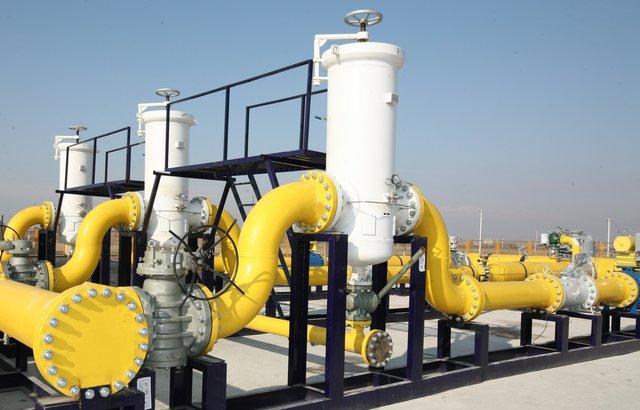 اوضاع صادرات گاز ایران