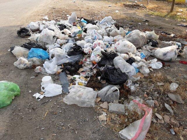 بحران محیط زیست در مازندران