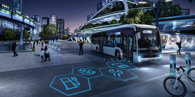 تامین انرژی الکتریکی اتوبوسها در لهستان با زباله