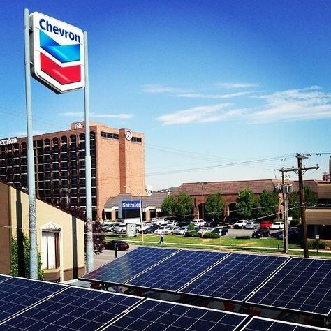 تولید ارزانتر نفت با استفاده از پنلهای خورشیدی