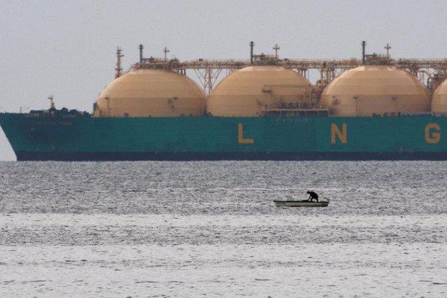 جلو زدن روسیه از آمریکا در صادرات LNG به چین