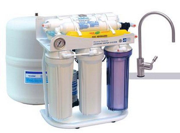 دستگاه تصفیه آب بخریم یا نه؟