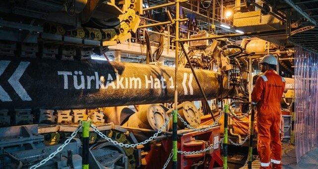 دست بکار شدن ترکیه برای کاهش وابستگی به گاز روسیه