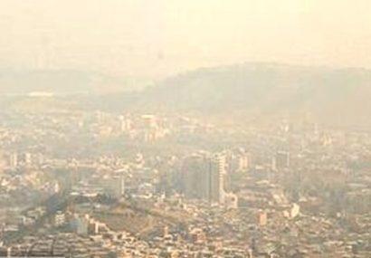 روند صعودی آلاینده ازون در تهران و آلودگی زیست محیطی