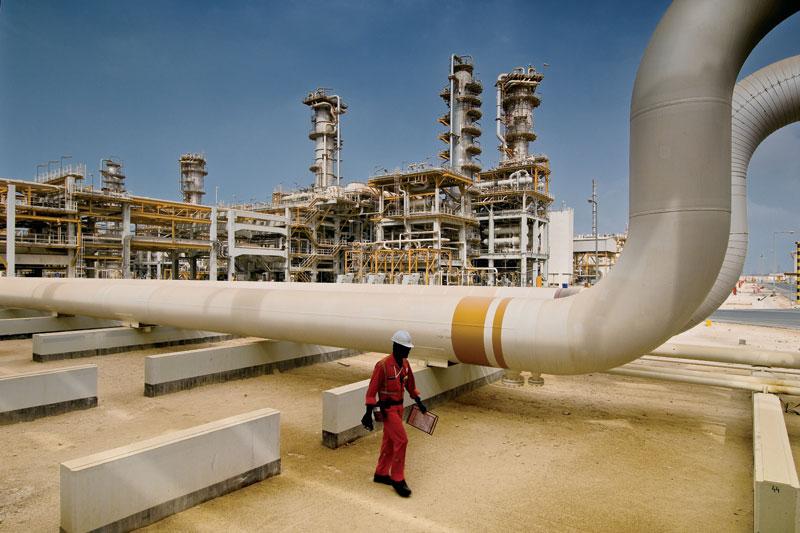 رونق صنعت گاز قطر با بحران کنونی