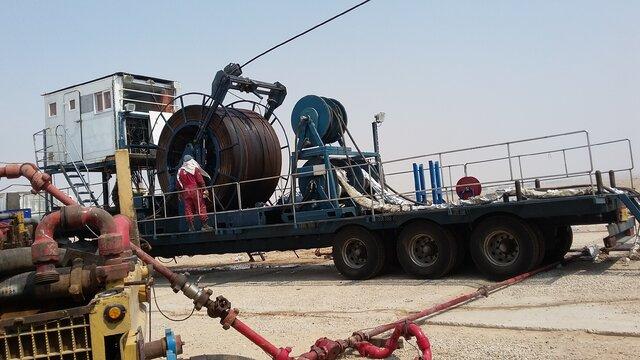 ساخت دستگاهی با هدف رفع مشکلات چاههای تولیدی نفت و گاز