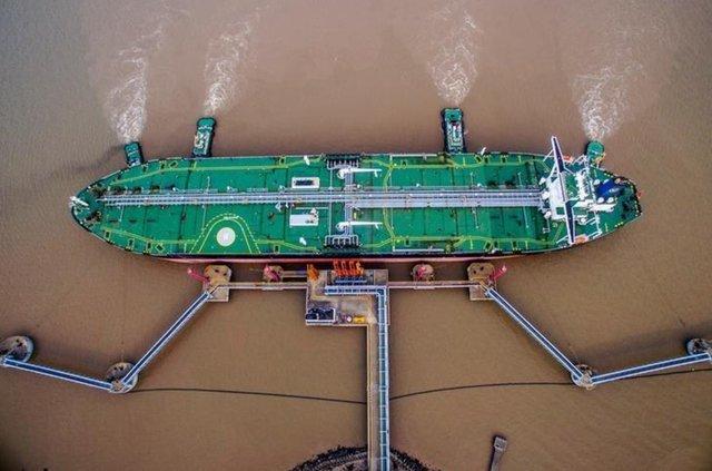 صفر شدن صادرات بنزین انگلیس به آمریکا
