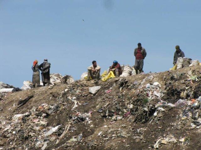 مافیای زباله یکی از عوامل آلودگی محیط زیست