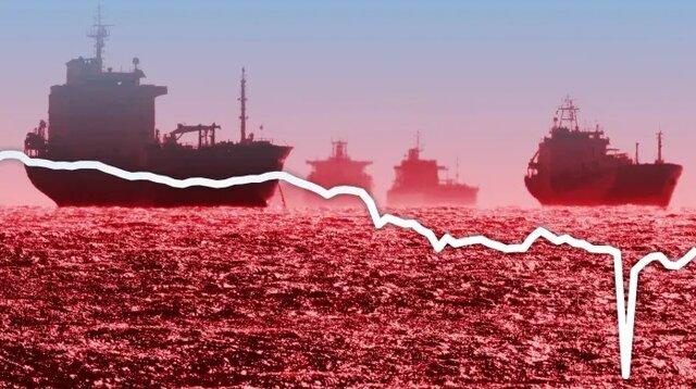 نفتکشهای حامل نفت ونزوئلا از خدمات دریایی محروم می شوند