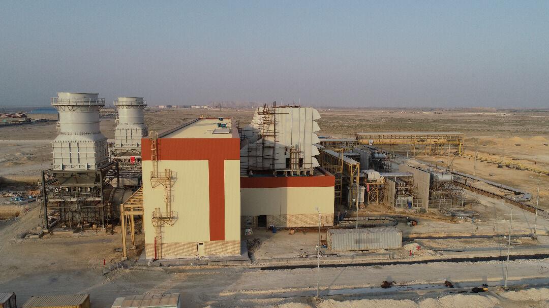 هفته آینده، بهرهبرداری از نیروگاه ۳۴۰ مگاواتی برق قشم