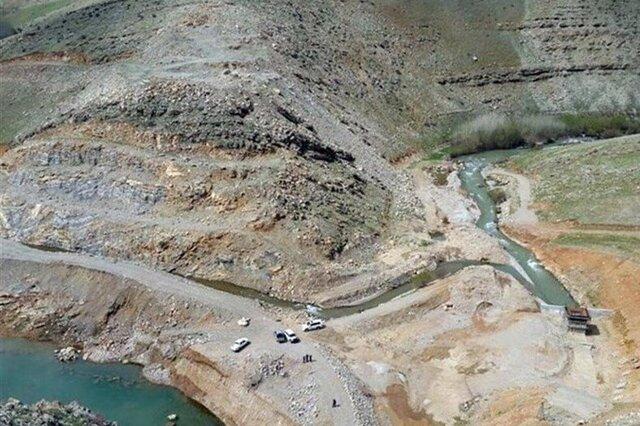 پس از هشت سال، شروع مجدد عملیات اجرایی سد شهید بروجردی