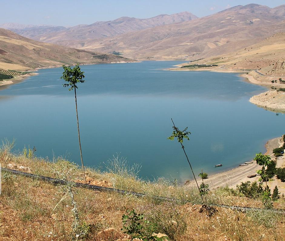 کاهش ۱۵ درصدی حجم آب سد مهاباد