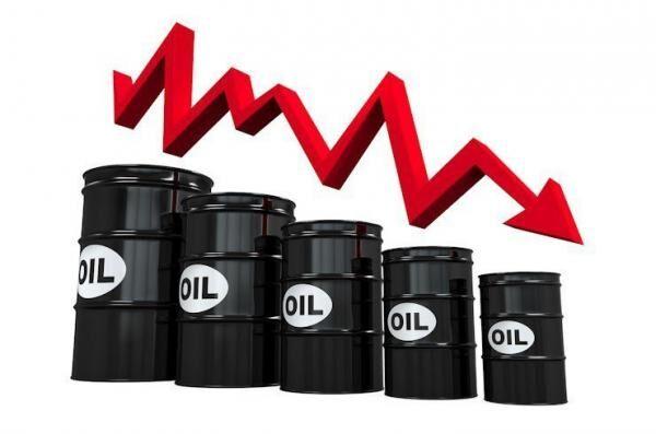 سقوط شدید تقاضای جهانی نفت