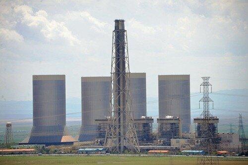 افزایش ظرفیت نیروگاه شهید رجایی