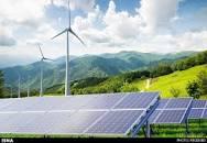 سهم قابل توجه انرژی بادی و خورشیدی در تولید برق!