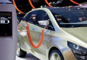 تولید خودرور برقی با انرژی پاک کلید خورد