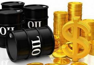 نفت ۶۵ دلاری و طلای ۵ هزار دلاری