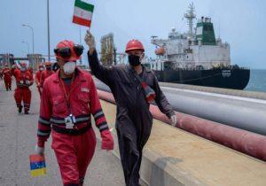ارسال مجدد بنزین ایران به ونزوئلا