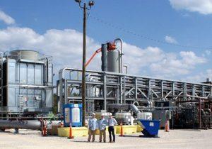 اتلاف شدید انرژی نیروگاههای گازی کشور