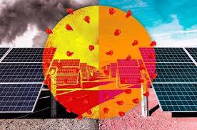 «کرونای عزیزِ» انرژی های تجدیدپذیر!