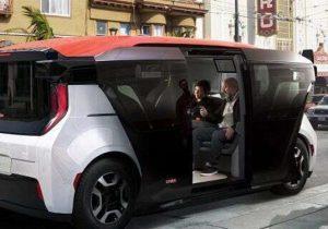 فوول ترین خودروی برقی خوردوان با محور انرژی پاک