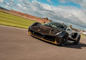 جدیدترین خودروی پاک  با قدرت موتور بالا