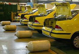برخی خودروهای گازسوز مانند بمب متحرک عمل می کنند
