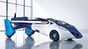 فیلم/ اولین ماشین پرنده با انرژی پاک در کل دنیا