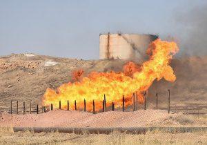 حمله داعش به خطوط انتقال نفت عربستان !