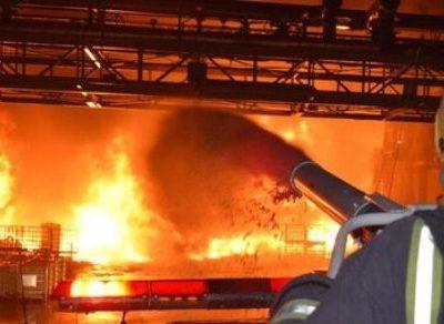 نبض انرژی:آتش سوزی پتروشیمی خارگ قربانی گرفت