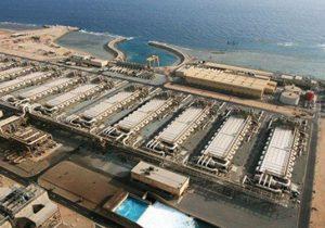 افتتاح طرح ملی انتقال آب خلیج فارس به مناطق کویری