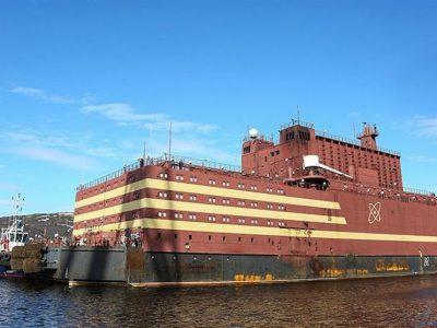 برنامه جدید روس اتم برای ساخت نیروگاه هستهای شناور در مناطق گرمسیری