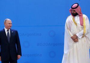 رقابت شدید عربستان و روسیه برای تبدیل به عرضه کننده برتر نفت به چین