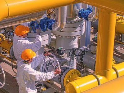 ایستگاههای اندازهگیری و تقلیل فشار گاز بومی سازی شد