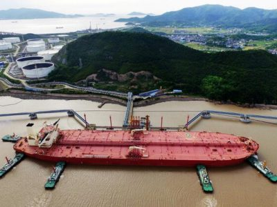 چین یک تنه پشت بازار و صنعت نفت جهانی ایستاد