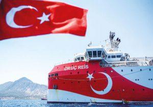تشدید بحران گازی مدیترانه با تلاش فرانسه برای تحریم ترکیه