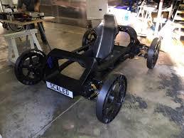 تولید خودروی برقی از مواد بازیافتی