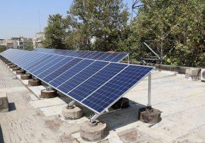 طرحهای نیروگاه خورشیدی در استان تهران حمایت میشود