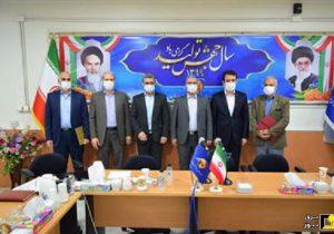 مدیر حراست و امور محرمانه برق منطقهای خوزستان منصوب شد