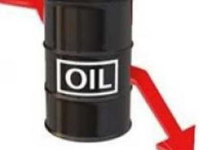 قیمت نفت به 54 دلار کاهش یافت