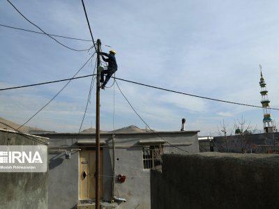 رشد ۱۳ برابری برق رسانی روستایی در طول انقلاب اسلامی