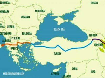خط لوله تاپ و فرصت ایران برای صادرات گاز به اروپا