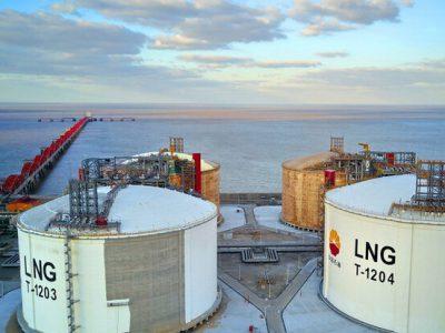 تولید الانجی روسیه در سال ۲۰۲۰ جهش کرد