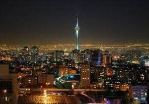 کاهش روشنایی بوستانهای تهران با هدف تامین برق منازل