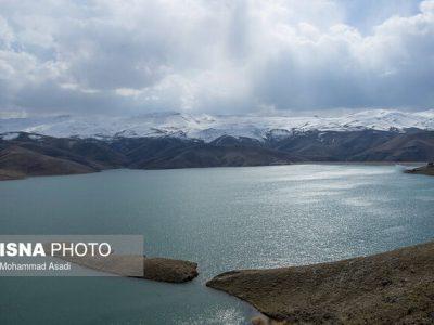 کاهش حجم آب سدهای کمال صالح و الغدیر در استان مرکزی