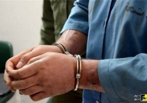 ضارب مامور برق جیرفت دستگیر شد