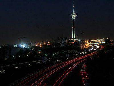 ادامه خاموشی معابر پایتخت در ساعتهای تردد!